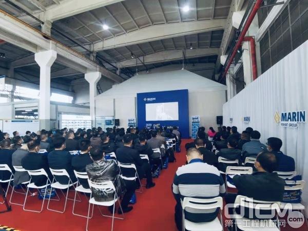 玛连尼廊坊工厂举办2020年工厂开放日活动