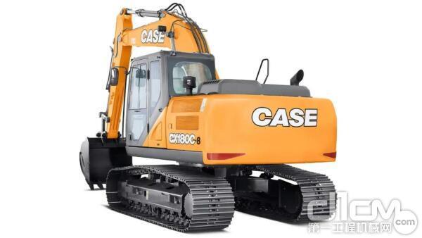 凯斯CX180C-8挖掘机