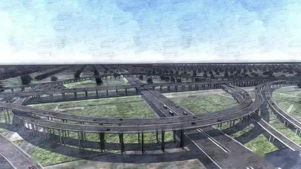 中国第一条不限速高速公路——杭绍甬高速复线开工建设
