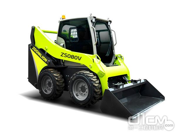 △中联重科土方机械新品——滑移装载机