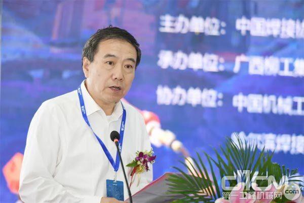 中国焊接协会教育与培训工作委员会名誉理事长、北京联合大学原校长卢振洋
