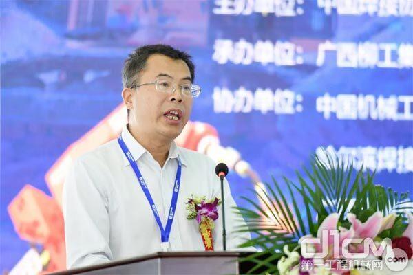 柳州市总工会党组书记、副主席慕振升