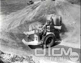 1958年,DW21在圣劳伦斯航道上作业