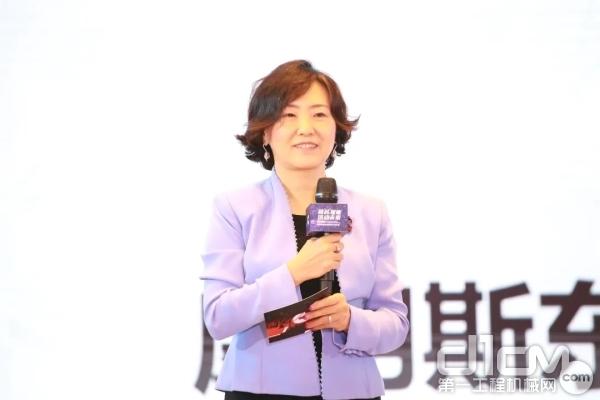 东亚分销事业部总经理林静