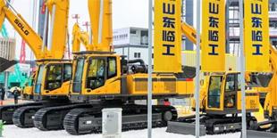 bauma CHINA 2020山東臨工顯風采