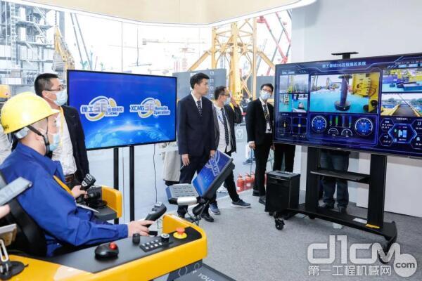 """上海-徐州,看5G为徐工旋挖钻机操控带来的""""千里眼"""""""