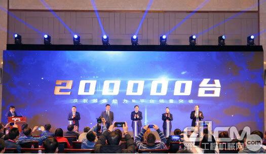 2020年潍柴轻型车动力销量突破20万台