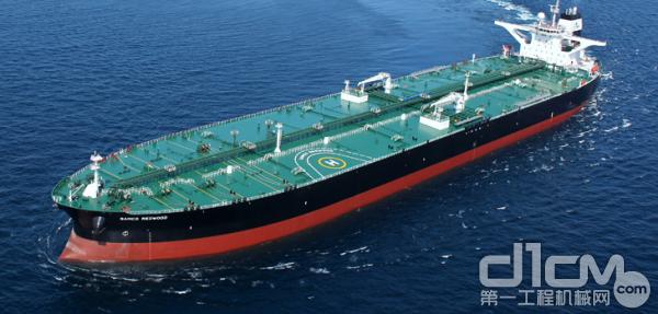 现代重工造船业务与近海业务以约10%的市场份额领先于全球造船业