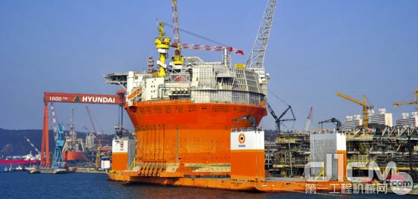 现代重工已成为离岸和工程业务部已成为世界领先的EPCIC承包商