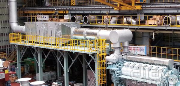 现代重工发动机和机械业务部已在船舶和固定式柴油发动机领域中占据了全球35%的市场份额