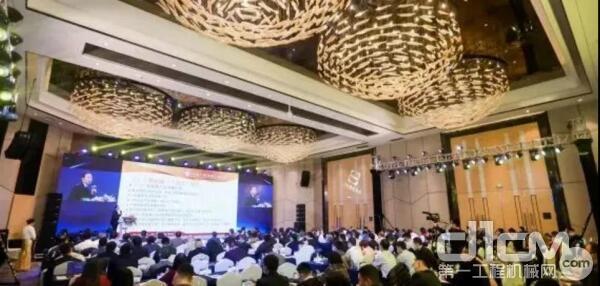 2020年度中国工程机械工业协会工程起重机分会