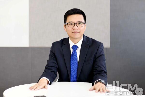 黄旭先生担任安徽柳工起重机有限公司党委书记、董事长及法定代表人