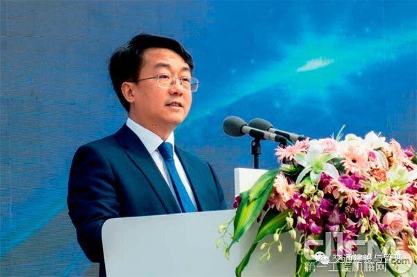 广西柳工股份副总裁、柳工路机董事长罗国兵