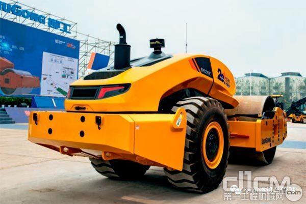 无人驾驶是柳工机械今后发展的一个重要方向