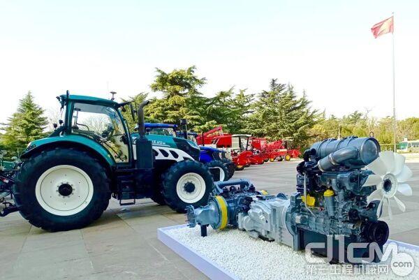 双方合作对加速我国农业<a href=http://product.d1cm.com/brand/hyundai/ target=_blank>现代</a>化具有重要战略意义