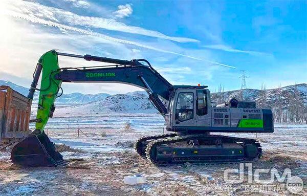 中联重科成套矿山设备成功交付西北矿区