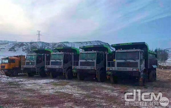 中联重科成套矿山设备