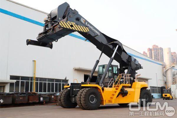 柳工CLG2450集装箱正面吊运起重机