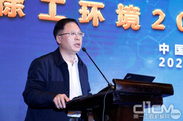 徐工环境总经理、党委书记陈维