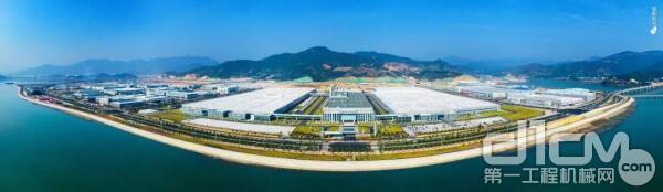 上海汽車集團股份有限公司寧德乘用車基地一期EPC項目