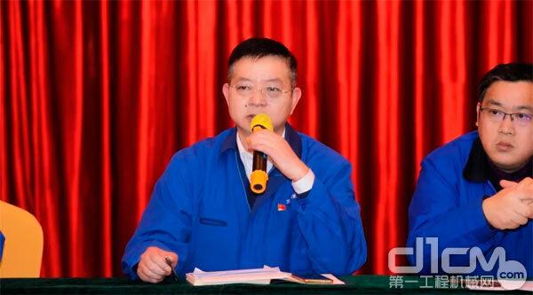 公司党委书记吴文伟