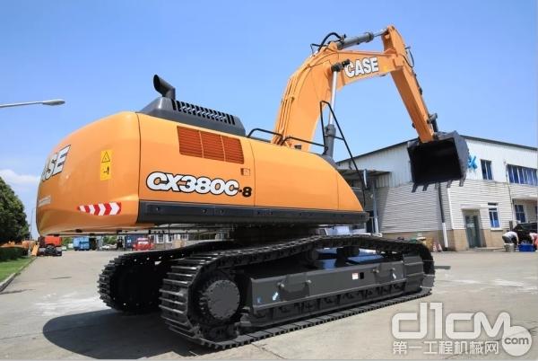 凯斯CX380C-8
