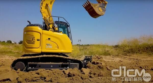 神钢新一代ED160BR-7挖掘机