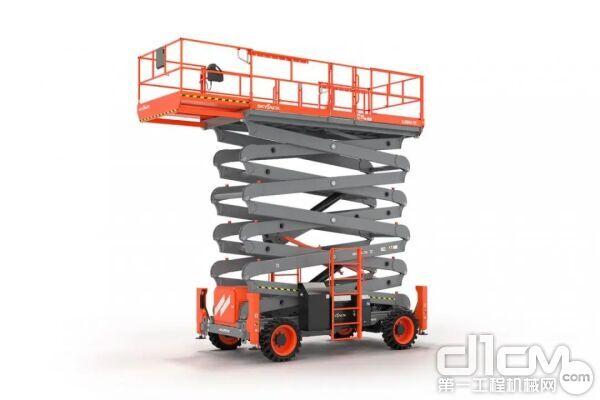 SKYJACK发布64英尺越野剪叉 SJ9664 RT