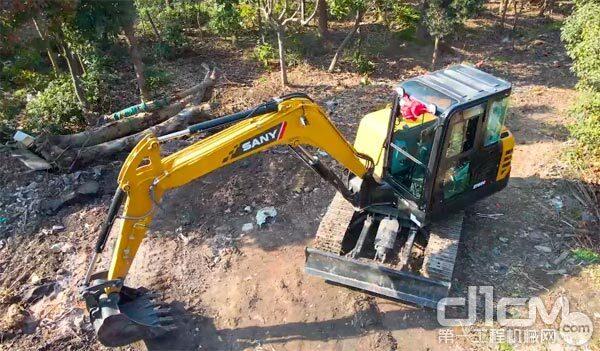 三一SY60CPro挖掘机