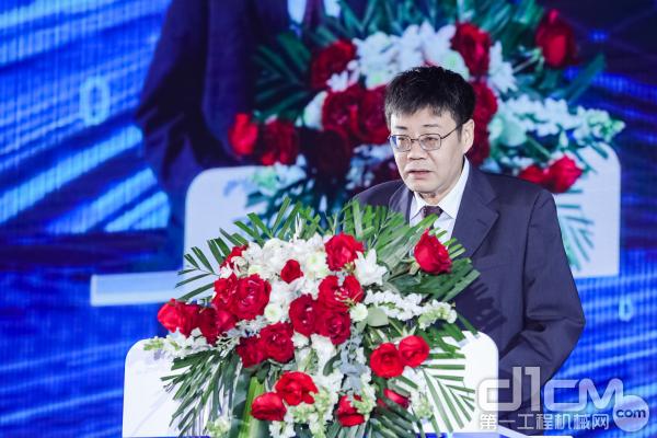 芜湖市人民政府副市长汤劲松致辞