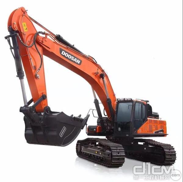 斗山DX450LC-9C挖掘机
