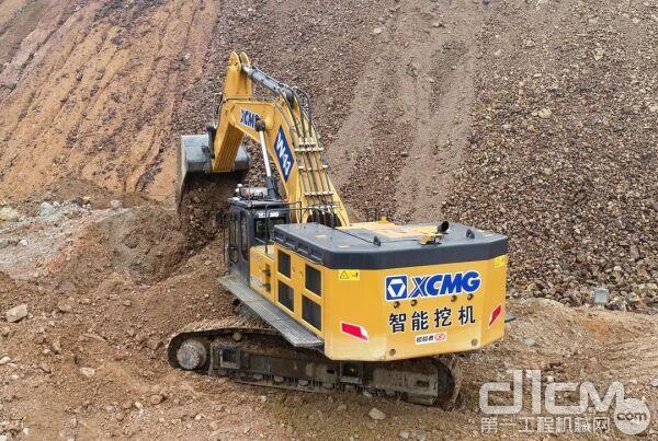 矿用无人驾驶液压挖掘机XE950DA