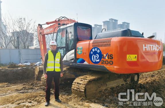 日立全新5A挖掘机