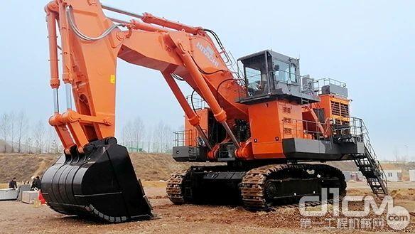 EX3600-6BH组装现场