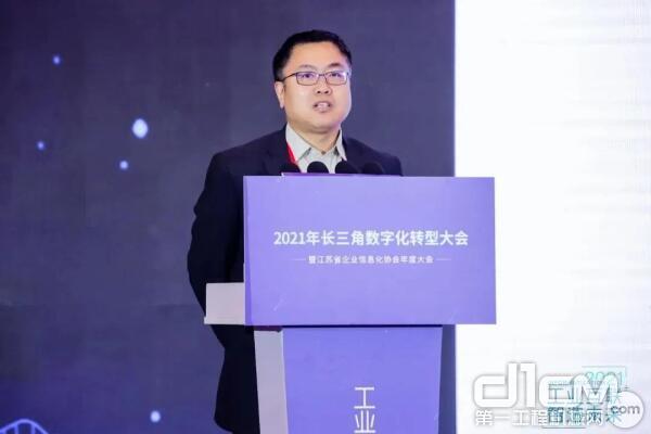 工业和信息化部信息技术发展司两化融合推进处处长冯伟