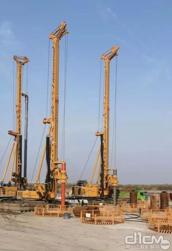 徐工XR800E旋挖钻机、XR700E旋挖钻机