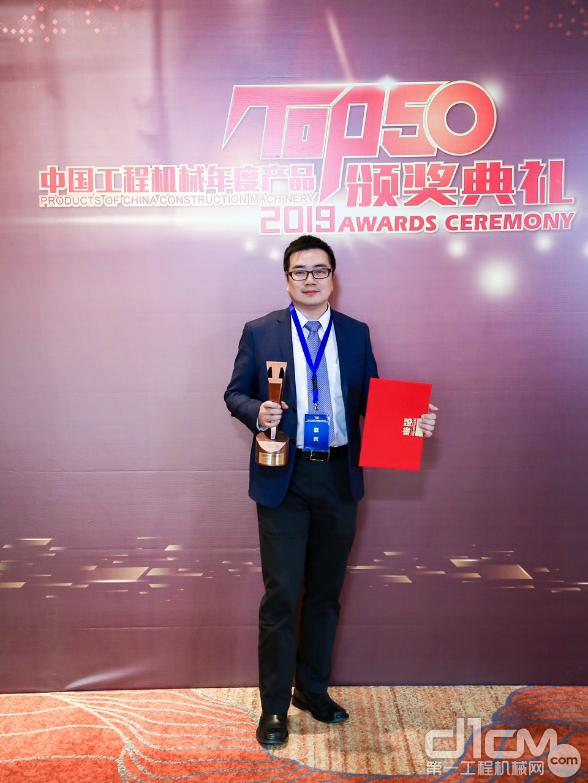 2019中国工程机械年度产品TOP50