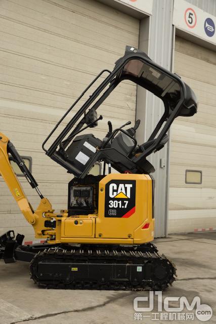 CAT 301.7 CR