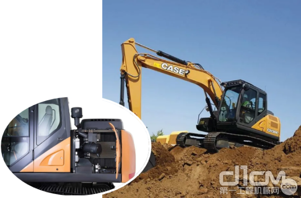凯斯CX130C挖掘机