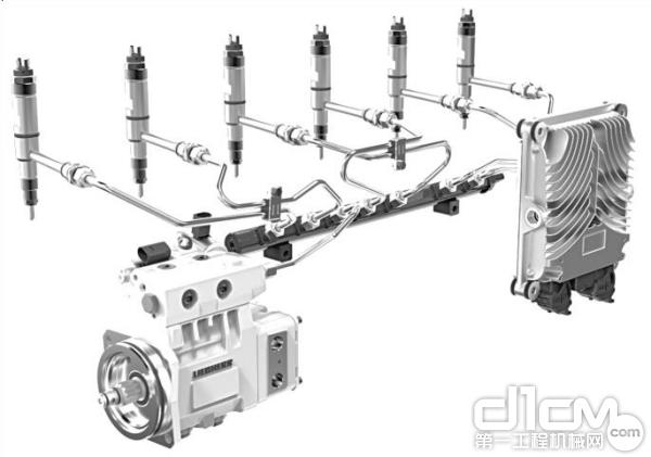 全新的设计和制造使燃油消耗进一步降低