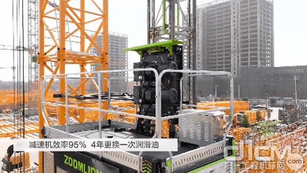 中联重科SC200/200EB-A(4S2050)结合施工升降机