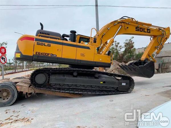 临工E6400F PLUS挖掘机