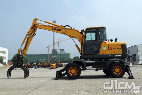 临工建机LG95F轮式挖掘机