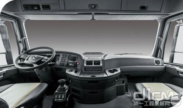 匹配汉风G5驾驶室