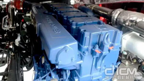 三一朱宏版500搭载潍柴13L发动机
