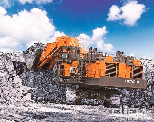 日立建机矿用挖掘机