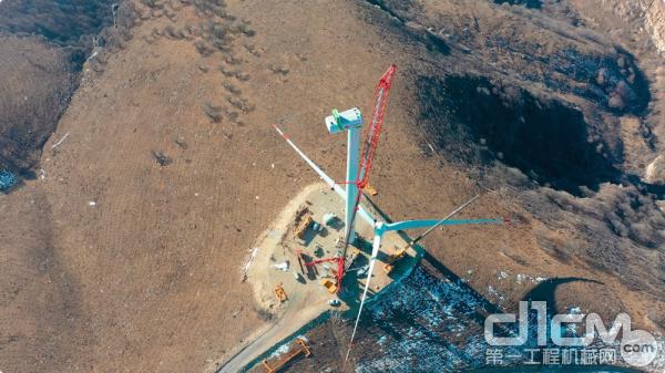 龙源和顺二期风电项目