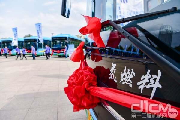 潍柴氢能源汽车