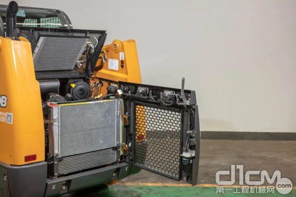 凯斯SR250B型滑移装载机