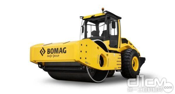 宝马格新品BW226DH-5单钢轮压路机